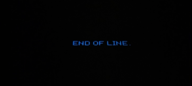 Tron end of line
