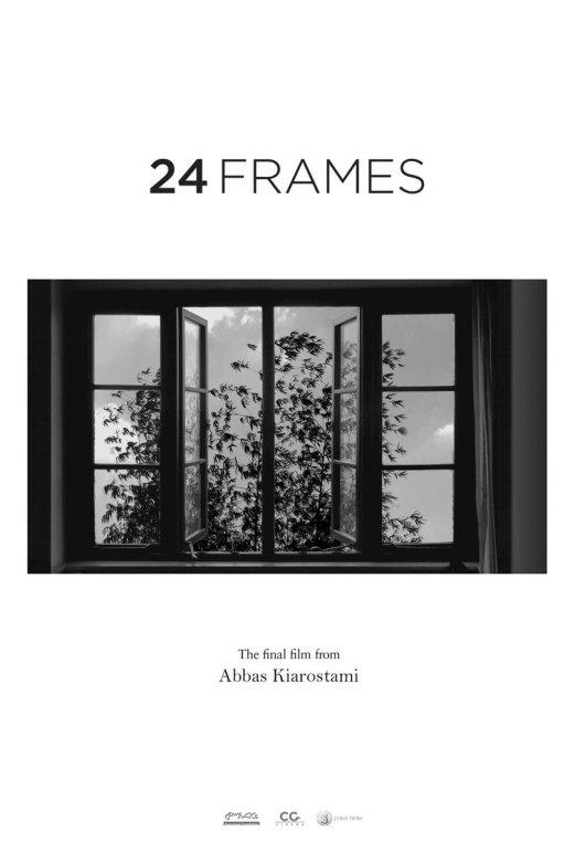 24 frames poster